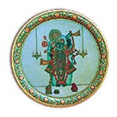 Shrinathji-plate